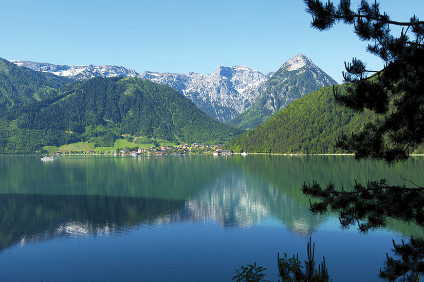 image Italie Lac Achensee  it