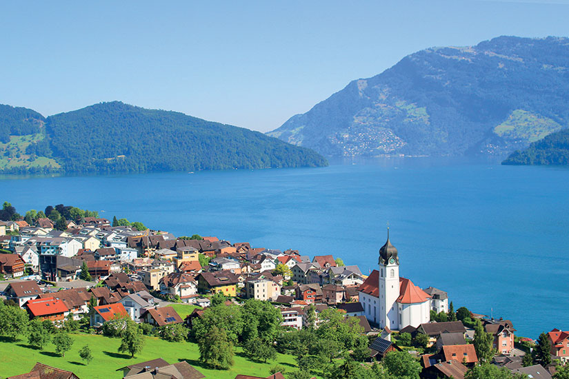 image Italie Lac Come it