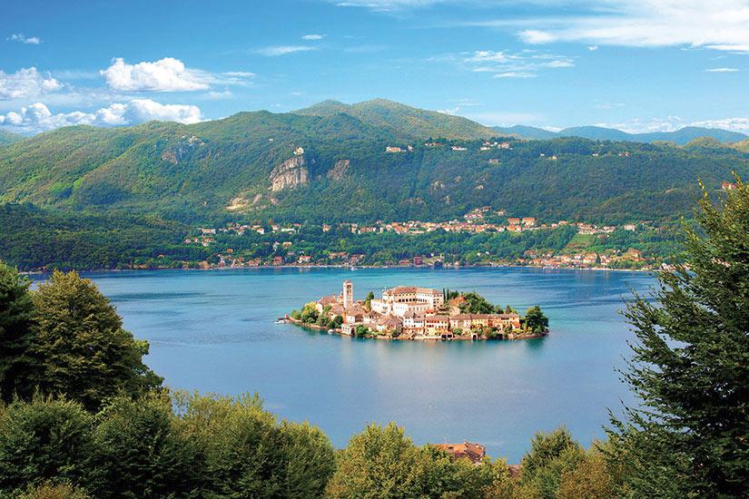 image Italie Lac Orta  fo