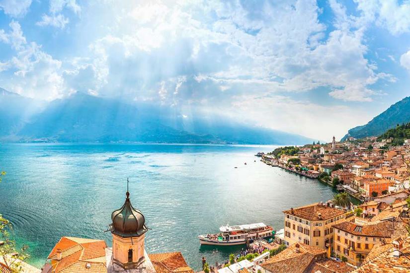 image Italie Lac de Garde
