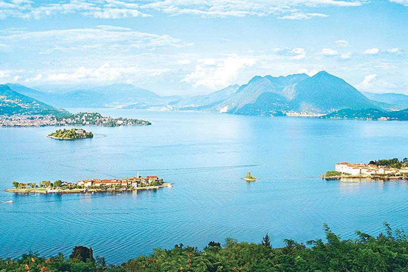 image Italie Les illes Borromees sur le lac Majeur  fo