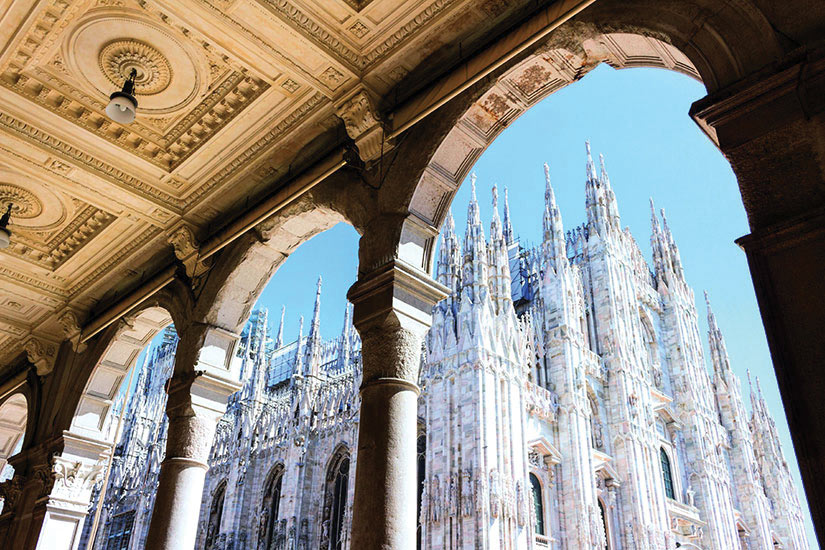 image Italie Milan Dome de Milan  it