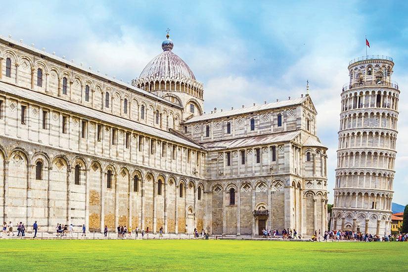 image Italie Pise Tour penchee de Pise  fo