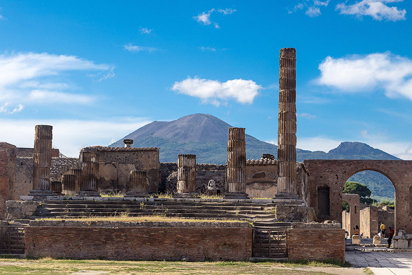 image Italie Pompei  it