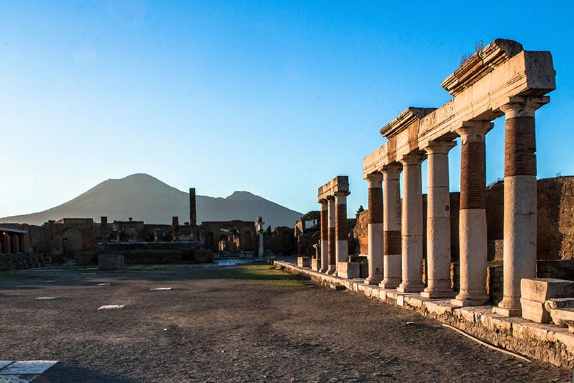image Italie Pompei ruines  it