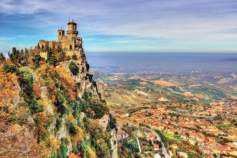 image Italie San Marino Guaita la Premiere Tour de San Marino  it
