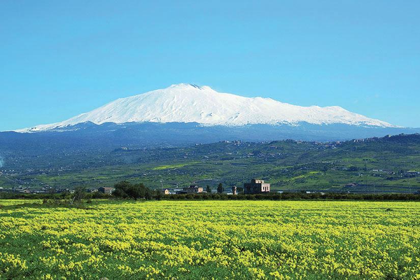 image Italie Sicile Etna  it