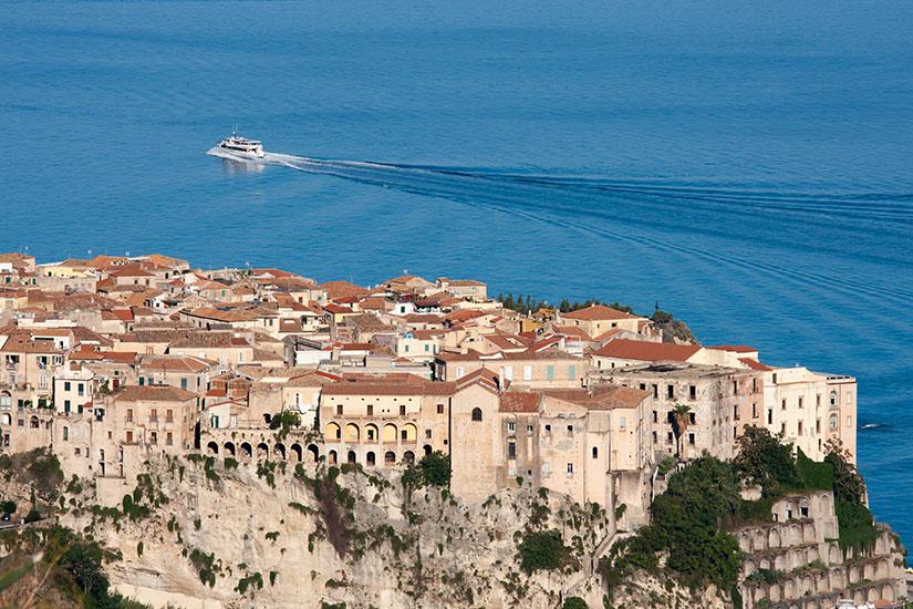 image Italie Sicile Tropea  it