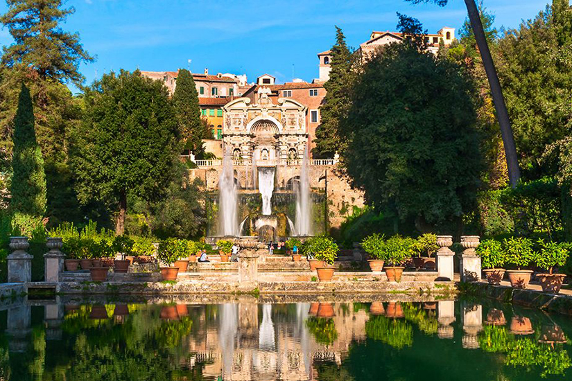 image Italie Tivoli