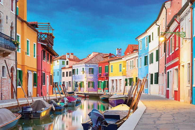 image Italie Venise Burano  fo