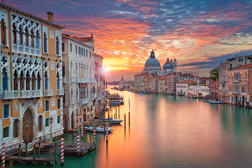 image Italie Venise Grand Ganal  it