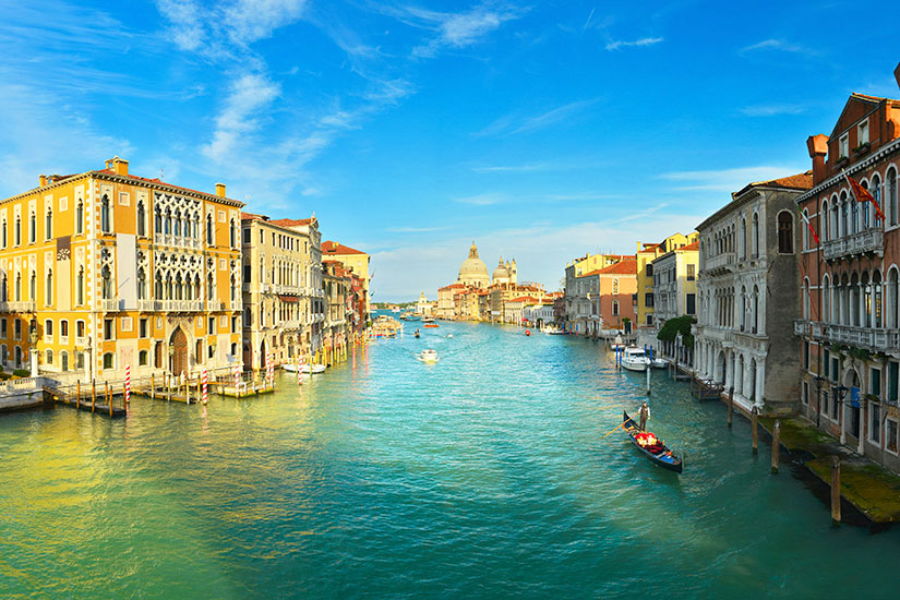 image Italie Venise Grand canal  fo