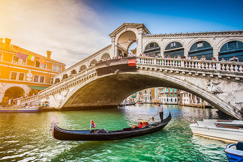 image Italie Venise Rialto  it