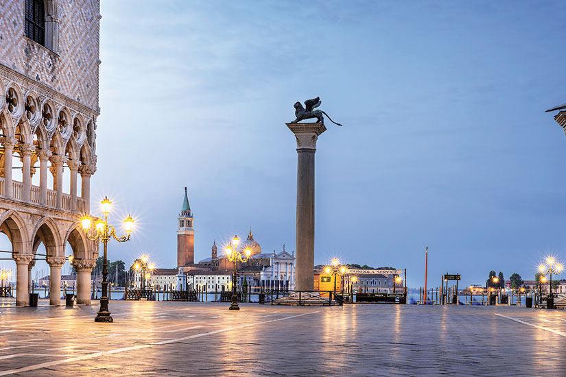 image Italie Venise place San Marc  fo