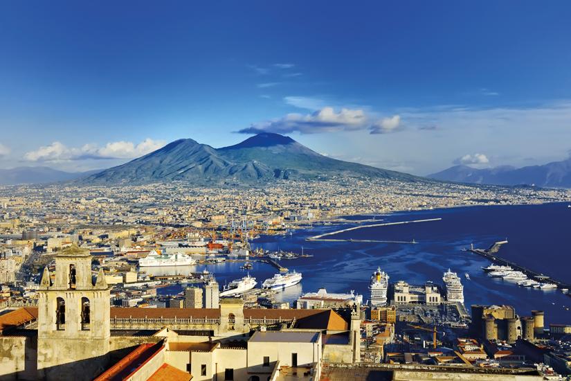 image Italie naples panorama naples vesuve vulcain 78 as_77621393