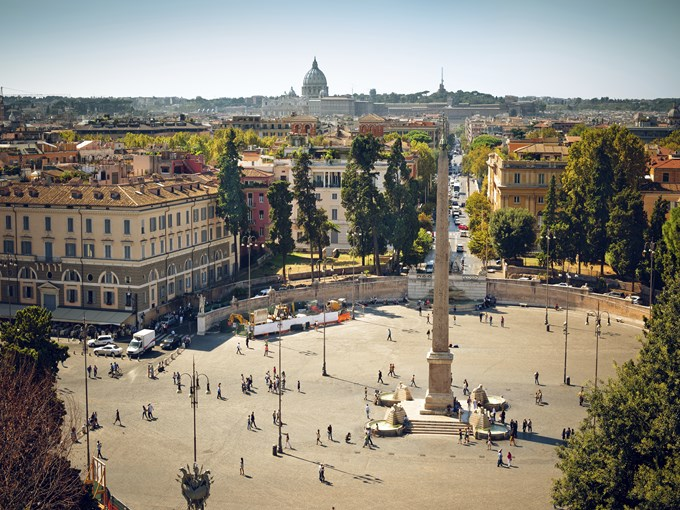 image Italie rome place