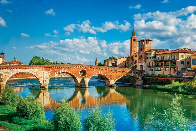 image Italie verone adige pont ponte pietra 47 as_127231441