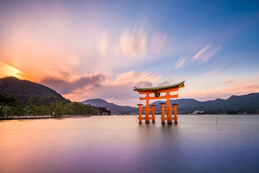 image Japon Hiroshima Miyajima  it