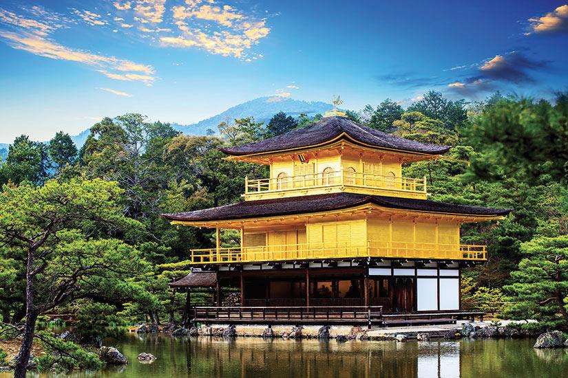 image Japon Kyoto Kinkakuji  fo
