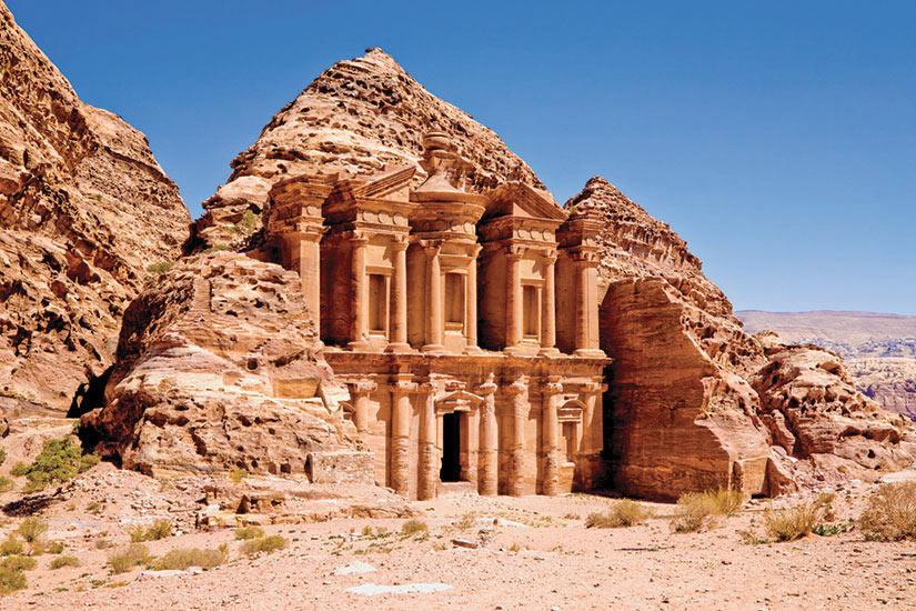 image Jordanie Petra monastere  it