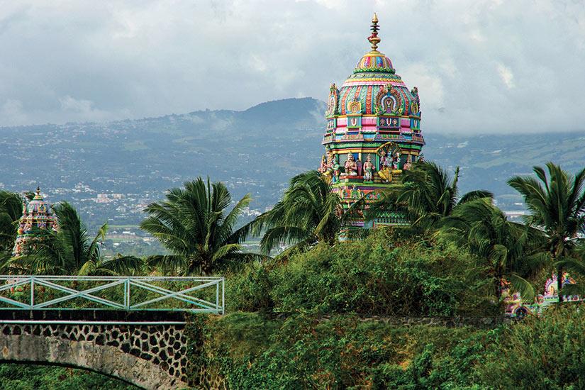 image La Reunion Temple Tamoul Saint Pierre  fo