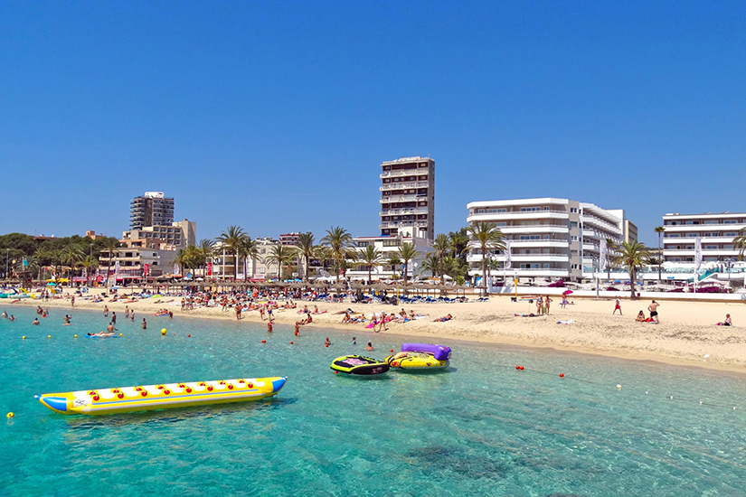 image Majorque plage