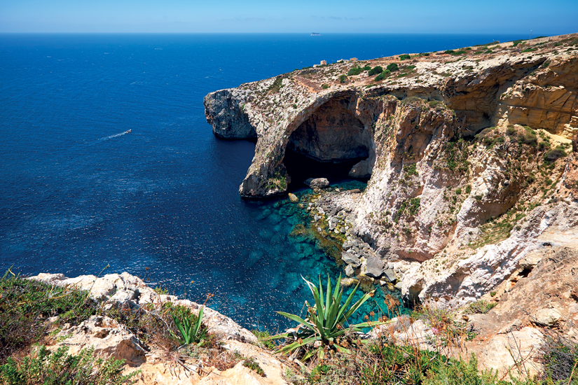 image Malte blue grotto monuments nature 10 as_106461892