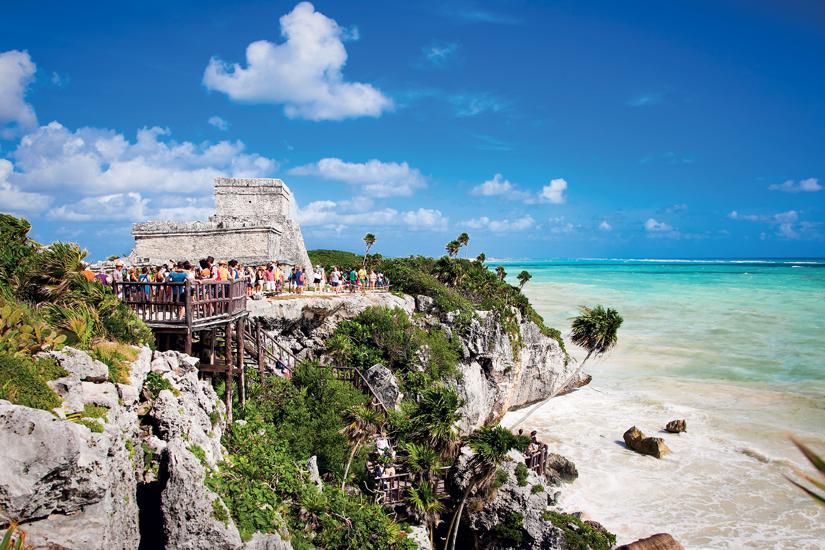 image Mexique yucatan tulum ruines mayas 61 as_99294098