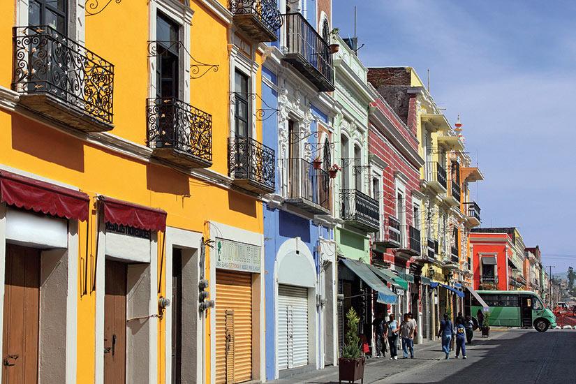 image Mexique zaragoza centre ville  fo