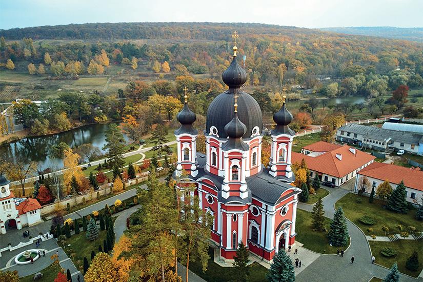image Moldavie Monastere de Curchi 21 as_241408564