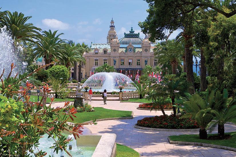 image Monaco Impeccable garden  fo