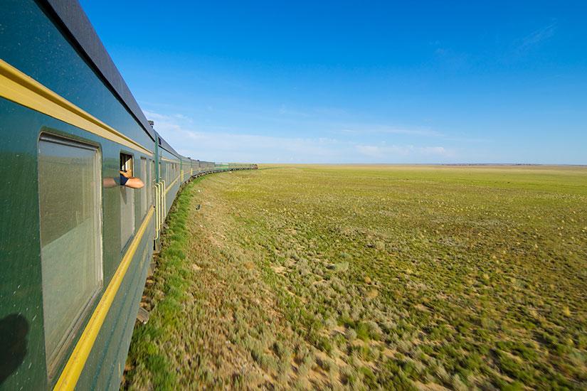 image Mongolie Trans mongol train  it