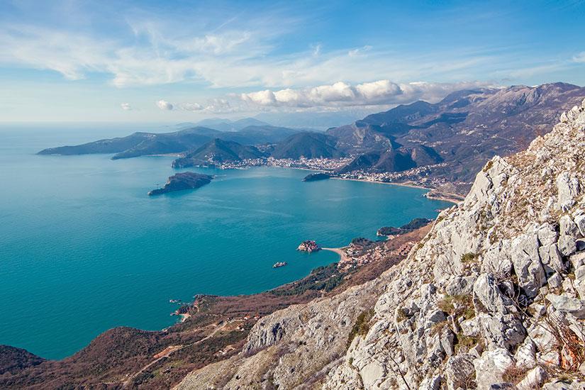 image Montenegro Paysage marin montagne  it