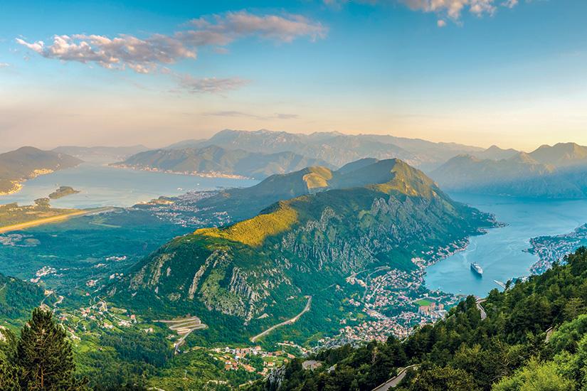 Bosnie-Herzégovine - Croatie - Monténégro - Serbie - Slovénie - Circuit La Croatie et le Charme des Balkans