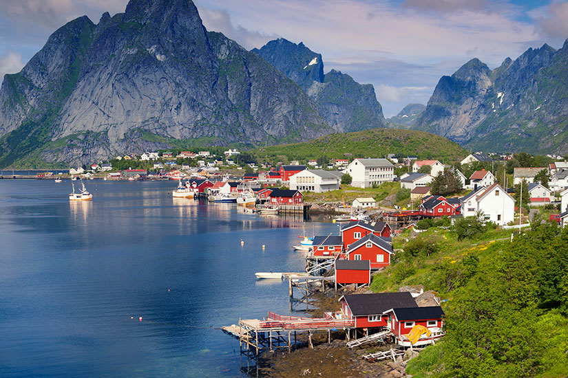 image Norvege Lofoten  it