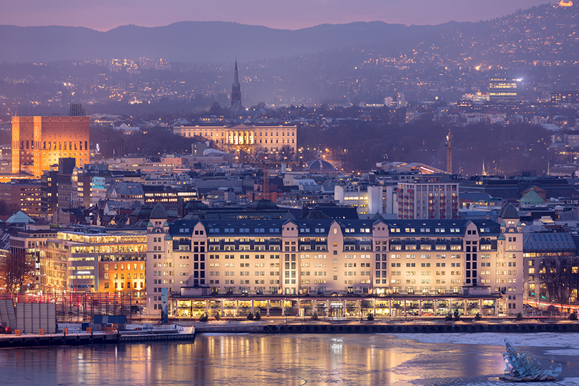 image Norvege Oslo Hiver 28 as_171438171