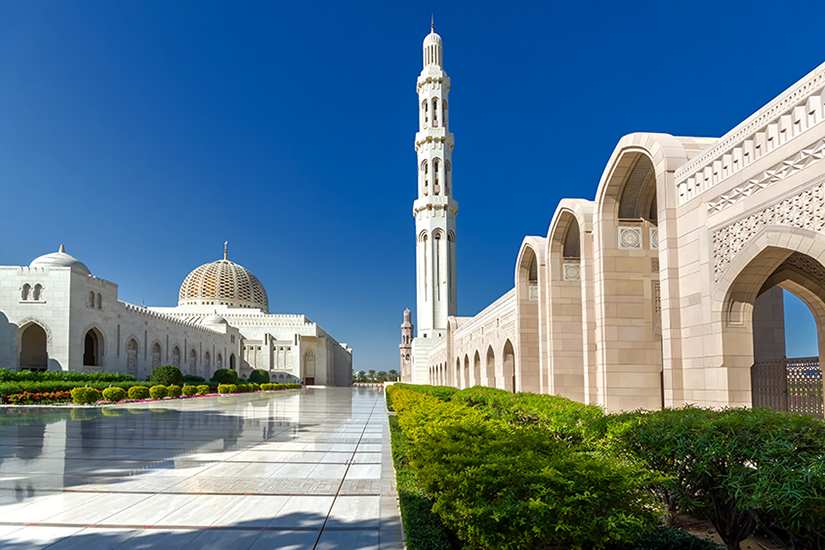 image Oman Mascate Grande Mosquee as_91499773