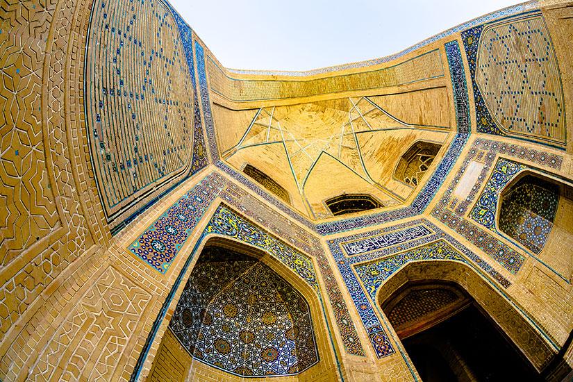 image Ouzbekistan Boukhara mosaiques  it