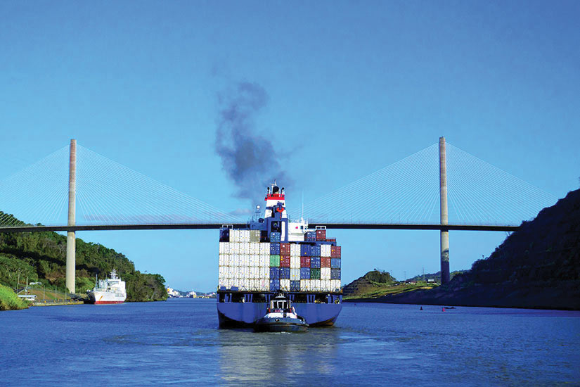 image Panama Canal de Panama Cargo  it