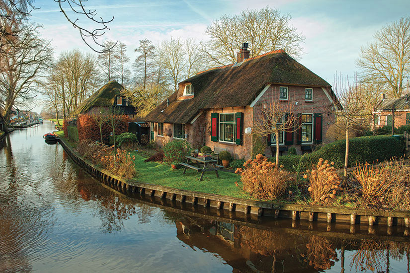 image Pays Bas Giethoorn  fo