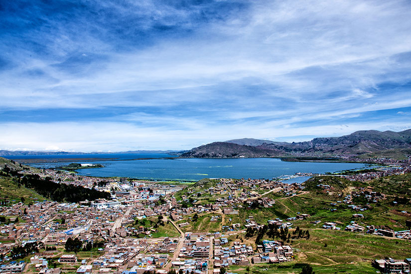 image Perou Puno Titicaca  it