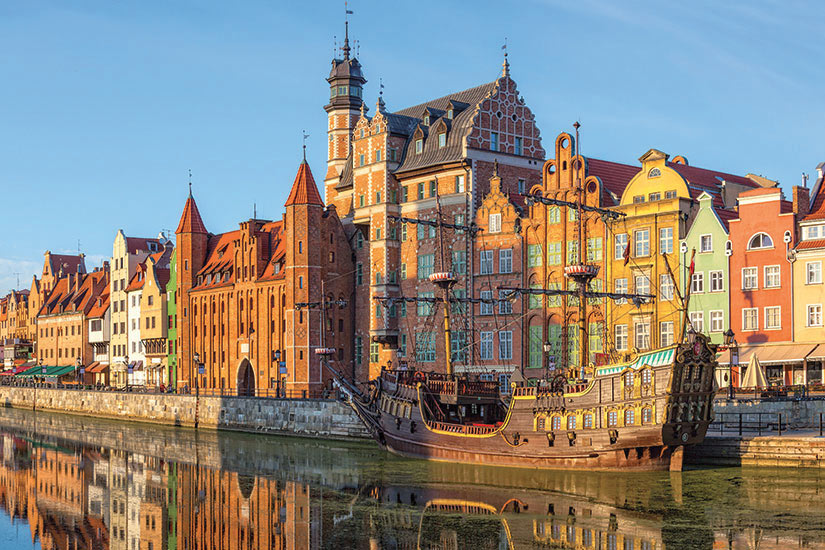 image Pologne Gdansk Panorama  it