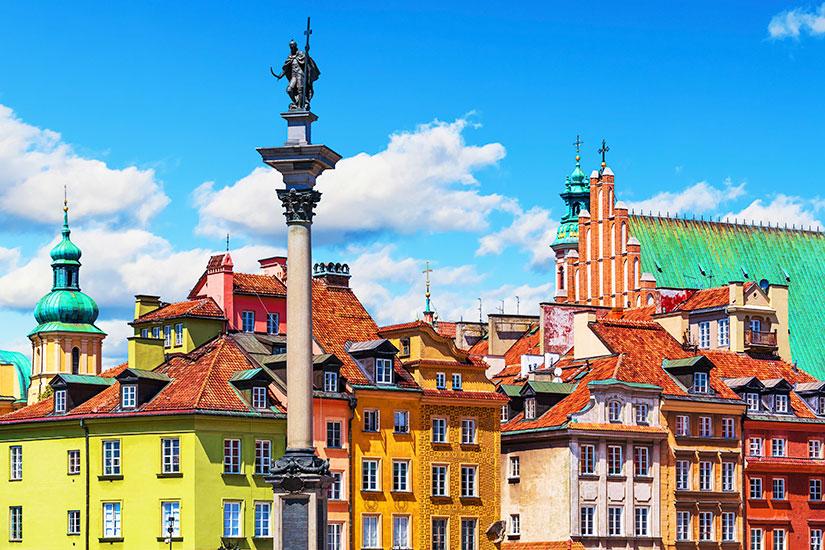 image Pologne Varsovie Vieille ville  it