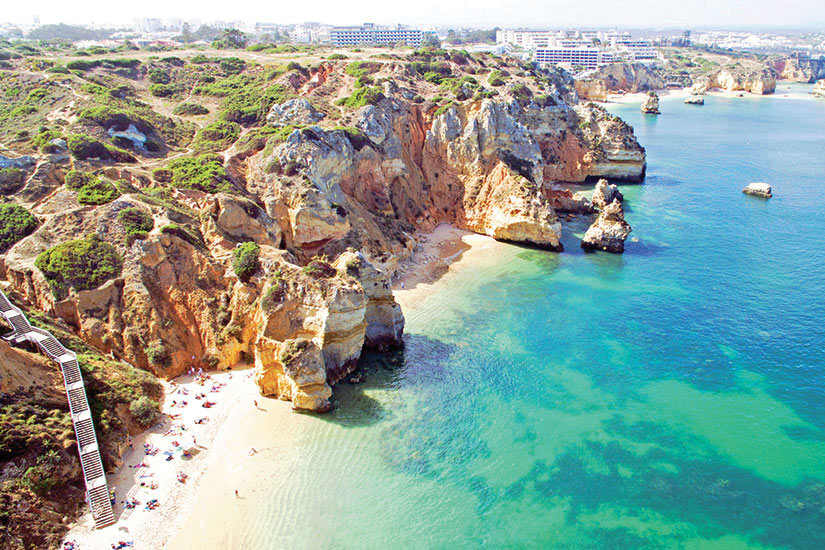 image Portugal Algarve plage  it