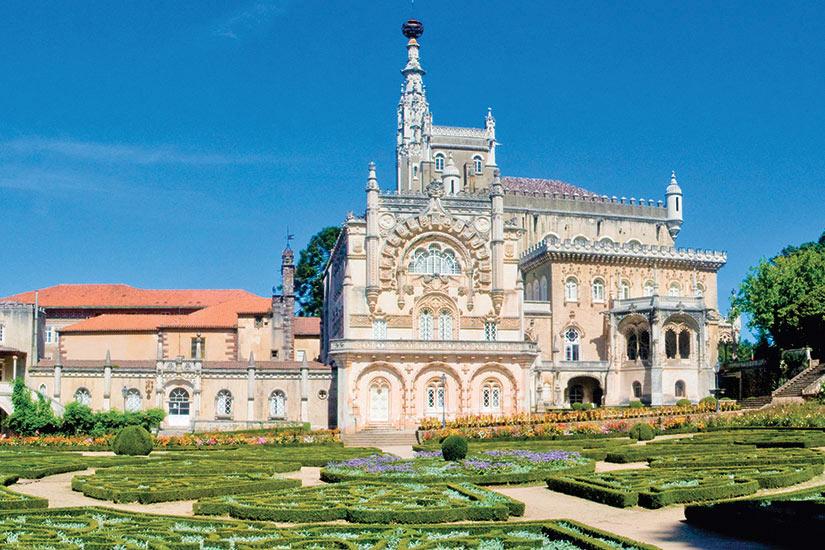 image Portugal Bucaco Pano panorama
