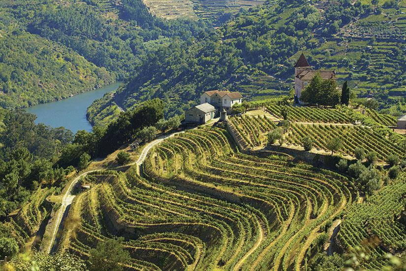 image Portugal Douro river  it