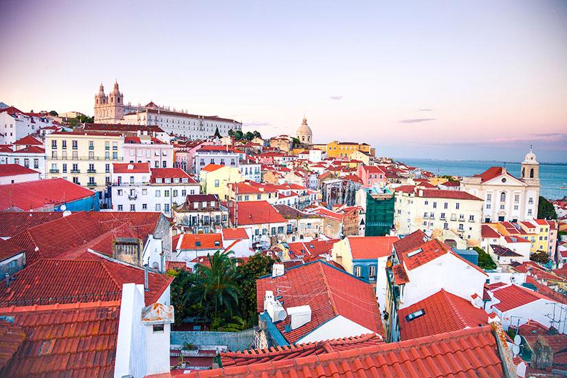 image Portugal Lisbonne Alfama  it