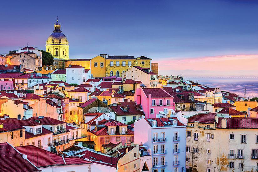 image Portugal Lisbonne Quartier residentiel  it