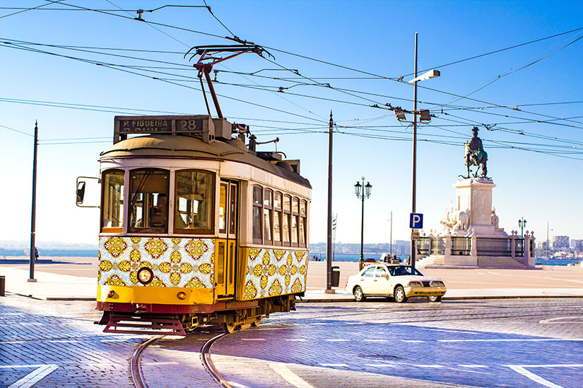 image Portugal Lisbonne Tramways  it