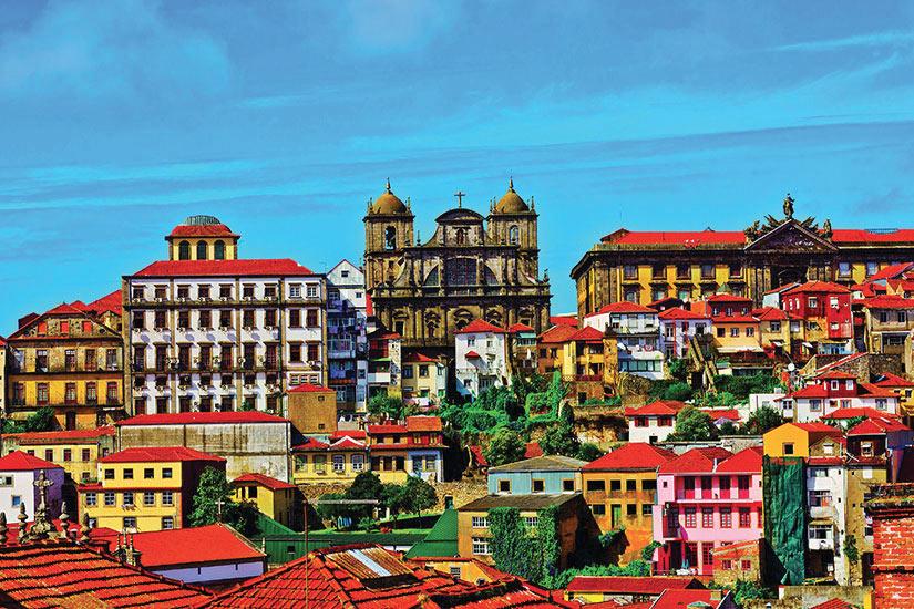 image Portugal Porto Panorama  it
